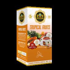 Зелёный чай Rivon Тропикал фрукт 1,5г*25 пакет/конвертов