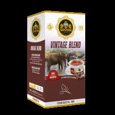 Чёрный чай Rivon Vintage Blend 1,5г*25 пакет/конвертов