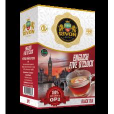 Чёрный чай Rivon Спеціал English Five Oclock 100г