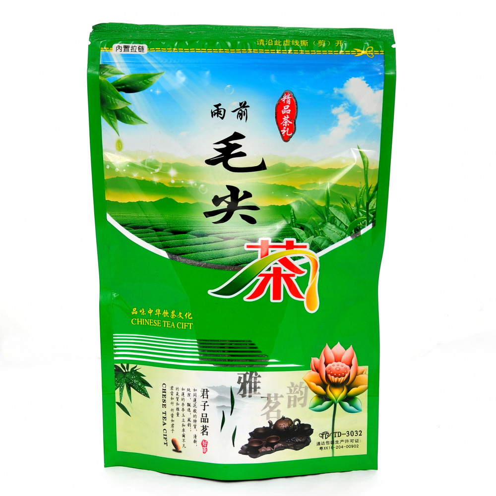 Белый чай Guang Fu Бай мудан 50г