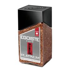 Кофе растворимый Egoiste Platinum 100г