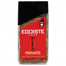 Кофе растворимый EGOISTE «Private» 100г