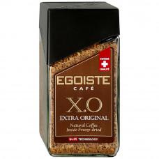 Кофе растворимый EGOISTE «X.O.» Extra Original 100г