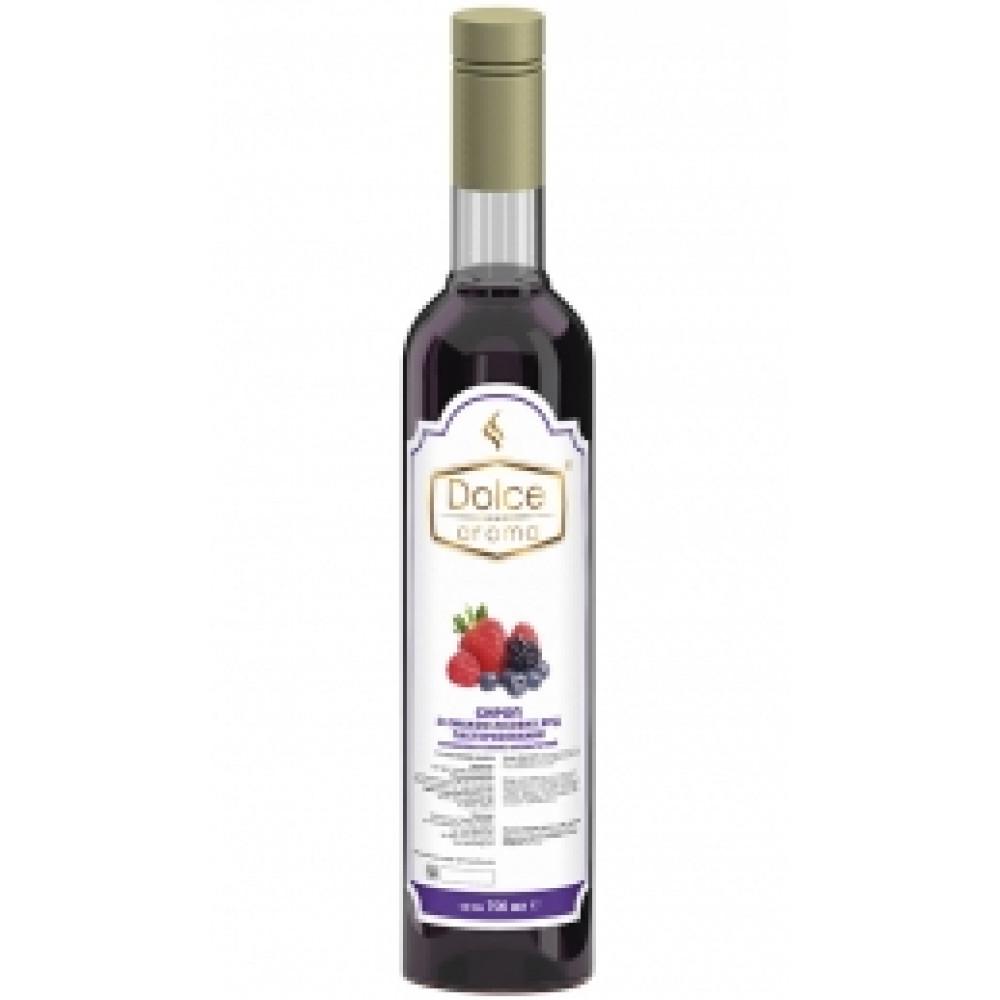 Сироп Dolce Aroma Лесная ягода 700 мл