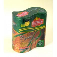 Зеленый чай RANDY «Зеленый сапфир» Green Tea GP ж/б 100г