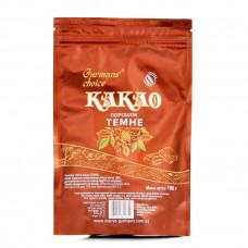 Какао натуральный Gurmans choice темный 100г