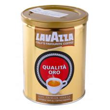 Кофе молотый Lavazza Qualita Oro 250г ж/б