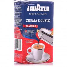 Кофе молотый Lavazza «Crema e Gusto Classico» 250г