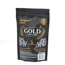 Кофе растворимый Gurmans choice «Gold» 75г, 140г, 250г, 500г