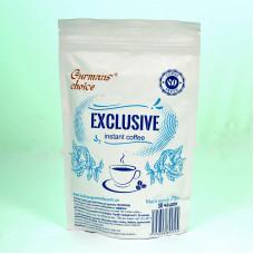 """Кофе растворимый Gurmans Choice """"Exclusive"""" 75г"""