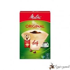 Фильтр для кофе Melitta Original 1х4 40шт