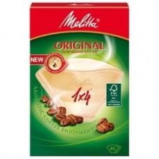 Фильтр для кофе Melitta Original 1х4 80шт