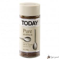 Кофе растворимый TODAY «Pure Arabica» 95г