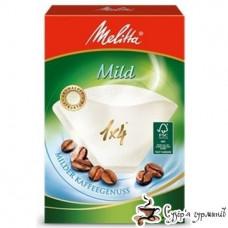 Фильтр для кофе Melitta Mild 1х4 80шт