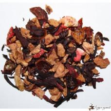 Травяной чай Teahouse Клубничный зефир