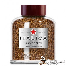 Кофе растворимый ITALICA Coffe 100г