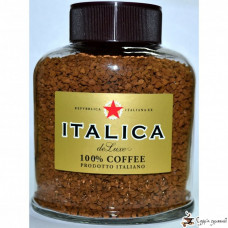 Кофе растворимый ITALICA de Luxe Coffe 100г
