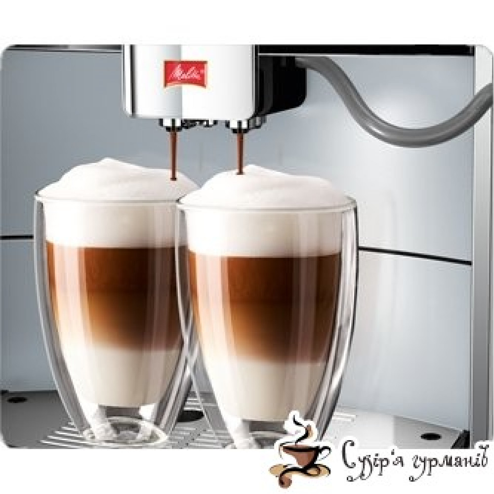 Кофемашина Melitta Caffeo Barista TS black