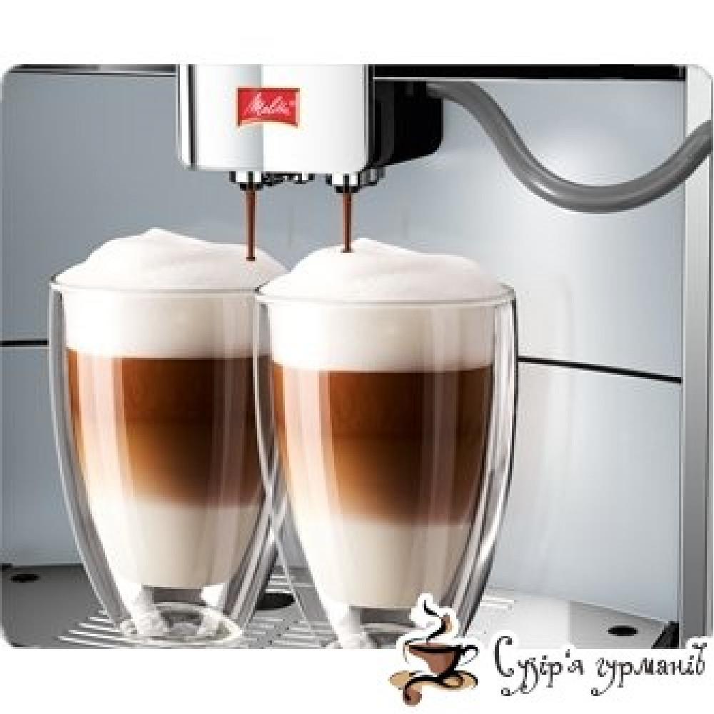 Кофемашина Melitta Caffeo Barista T silver