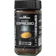 Кофе растворимый GRANDOS «Espresso» порошок 100г