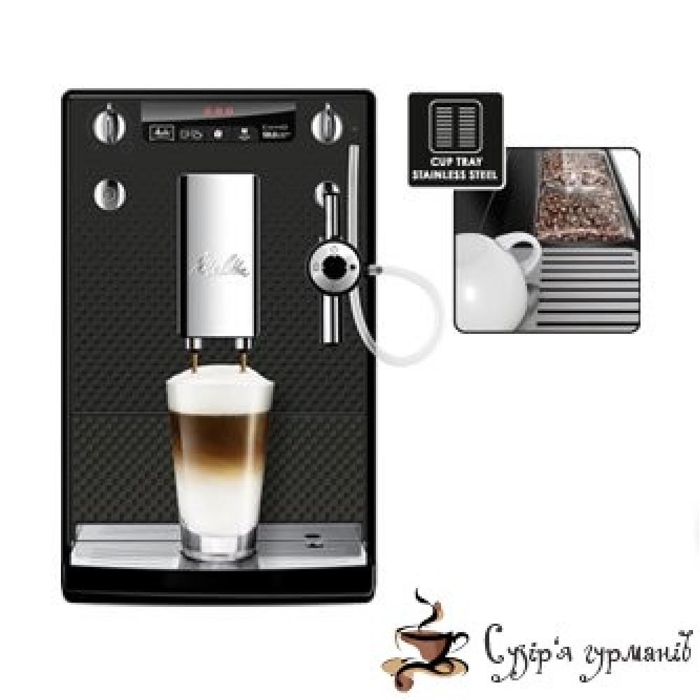 Кофемашина Melitta Caffeo SOLO & Perfect Milk DeLuxe black
