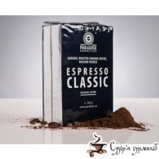 Кофе молотый Paradise «Espresso Classic» 250г