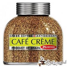 Кофе растворимый Cafe Creme без кофеина 100г