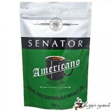 Кофе растворимый Senator Americano м/у 100г