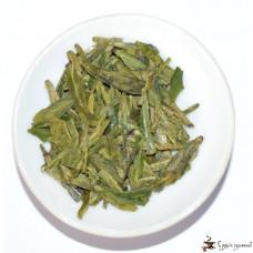 Зеленый чай Gurmans choice Колодец Дракона Long Jing 25г