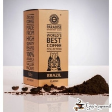 Кофе молотый PARADISE Арабика «Бразилия» 125г