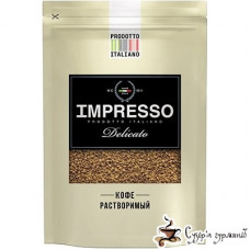 Кофе растворимый Impresso Delicato м/у 100г