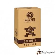 Кофе молотый PARADISE Арабика «Колумбия» 125г