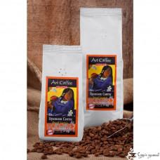 Кофе в зернах Art Coffee Premium Бразилия Сантос