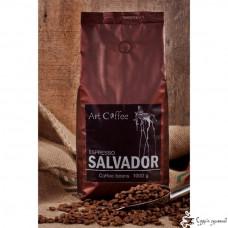 Кофе в зернах Art Coffee Premium Salvador