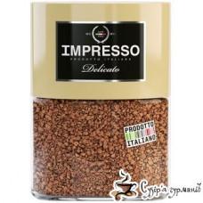 Кофе растворимый Impresso Delicato 100г