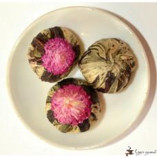 Вязаный чай Gurmans choice Амарант - гибискус 25г