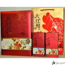 Подарочная коробка Дахунпао 2 банки + пакет