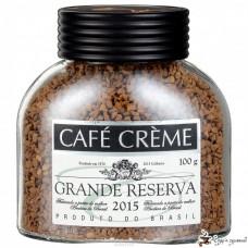 Кофе растворимый Cafe Creme Grande Rezerva 100г