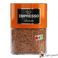 Кофе растворимый Impresso Ristretto 100г