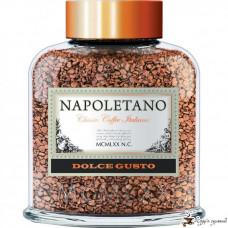 Кофе растворимый Napoletano Dolce Gusto арабика 100г