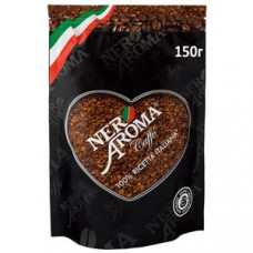 Кофе растворимый Nero Aroma Black 150gr
