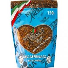 Кофе растворимый Nero Aroma без кофеина 150г
