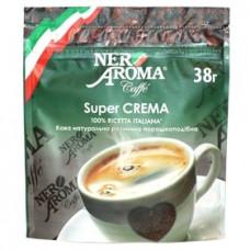 Кофе растворимый Nero Aroma Super Crema 38gr