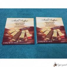 Шоколадное ассорти Grazioso Selection