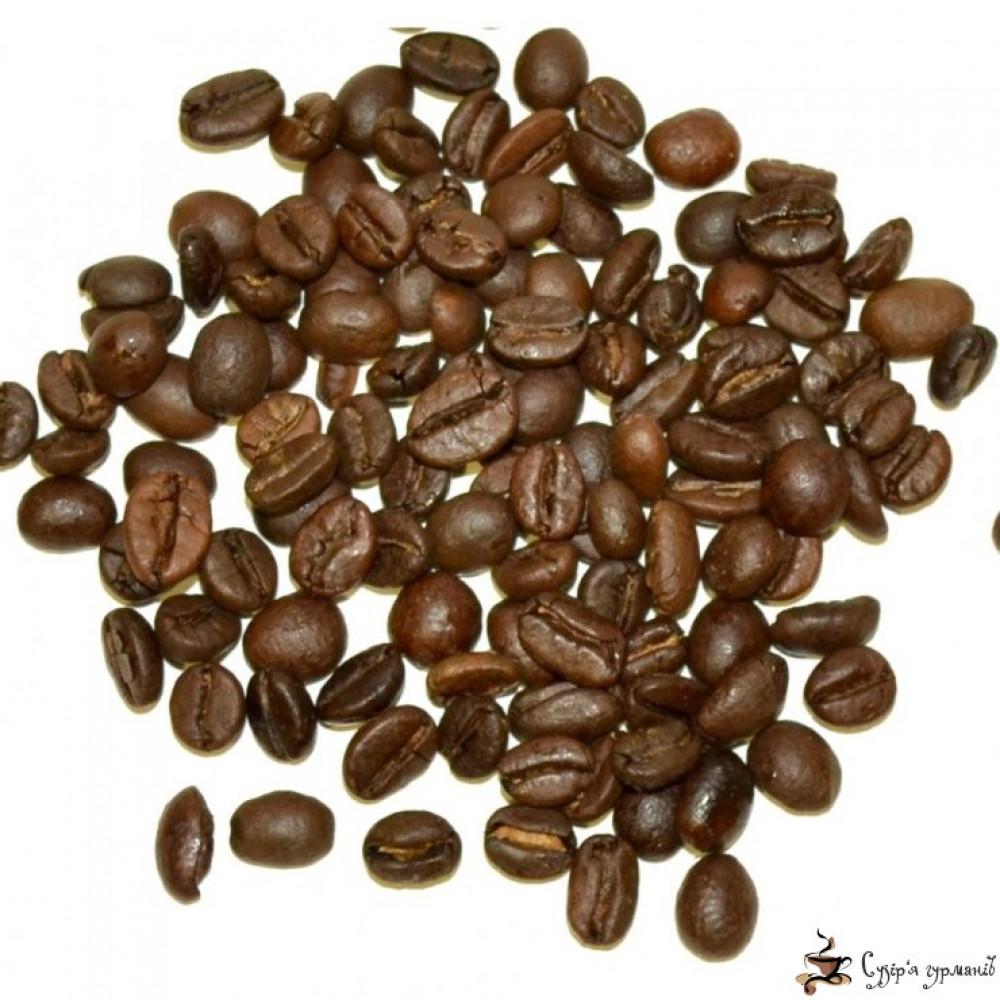 Кофе в зернах Gurmans Choice КАФЕ КРЕМА Стронг 70% арабика 1кг