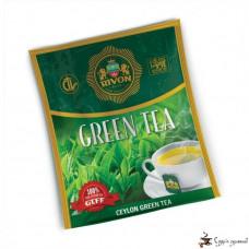 Зелёный чай Rivon 1,5г*25 пакет/конвертов