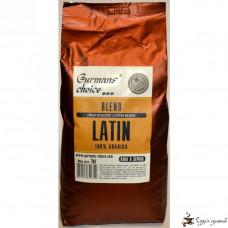 Кофе в зернах Gurmans Choice LATIN БЛЕНД 100 % арабика 1 кг