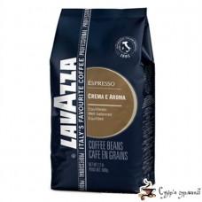 Кофе в зернах Lavazza «Crema e Aroma» Espresso 1кг