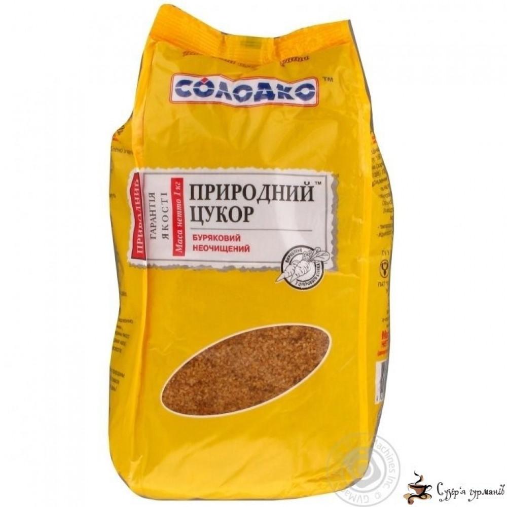 Природный рассыпной сахар «СОЛОДКО»
