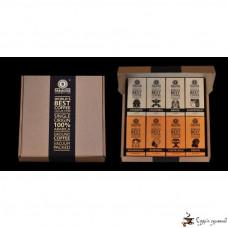 Кофе молотый PARADISE Подарочный набор «Кофейный чемоданчик» 1000г